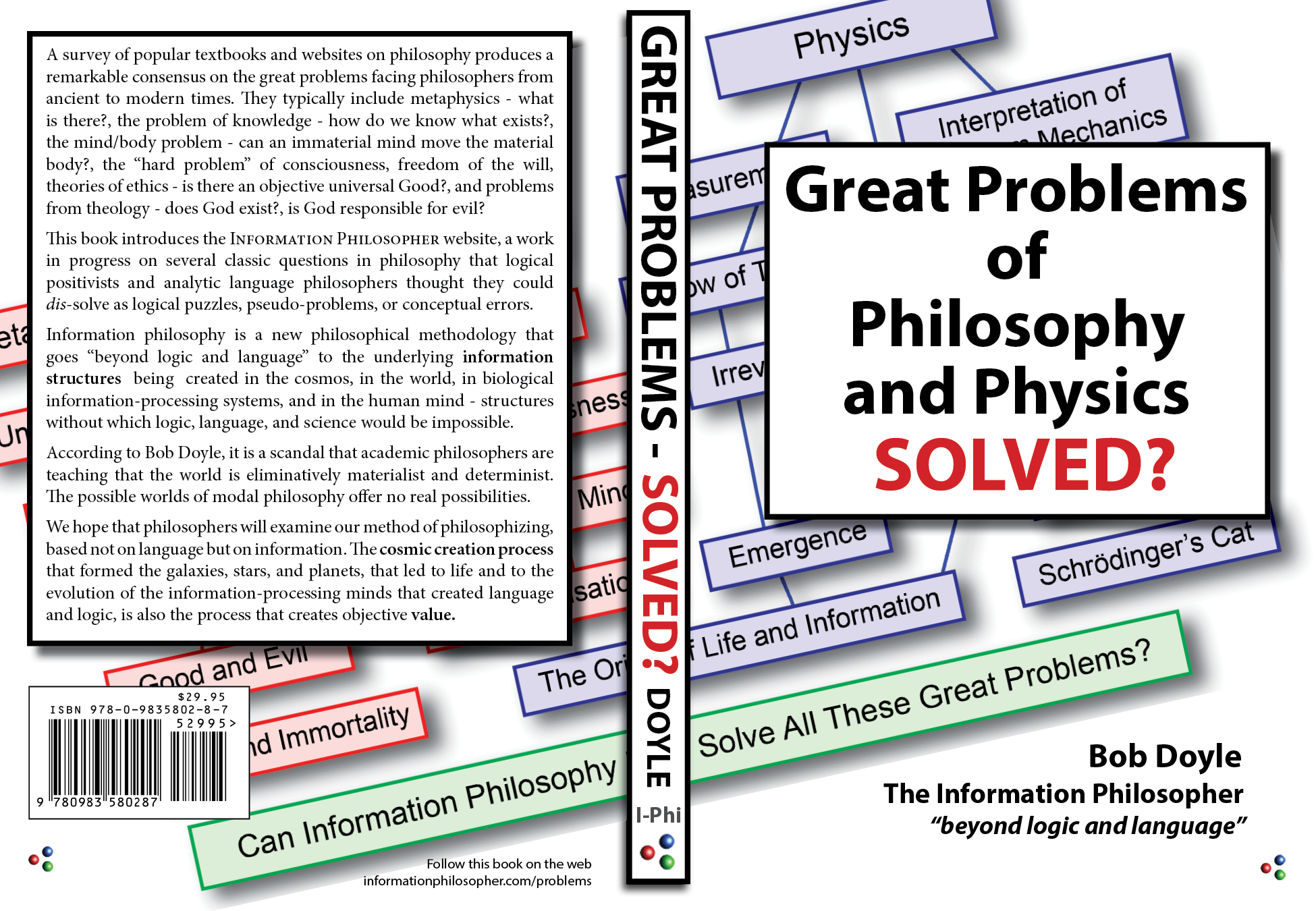 information philosopher books great problems in philosophy and philosophers can a pdf of the complete book here an interactive table of contents pdf bookmarks
