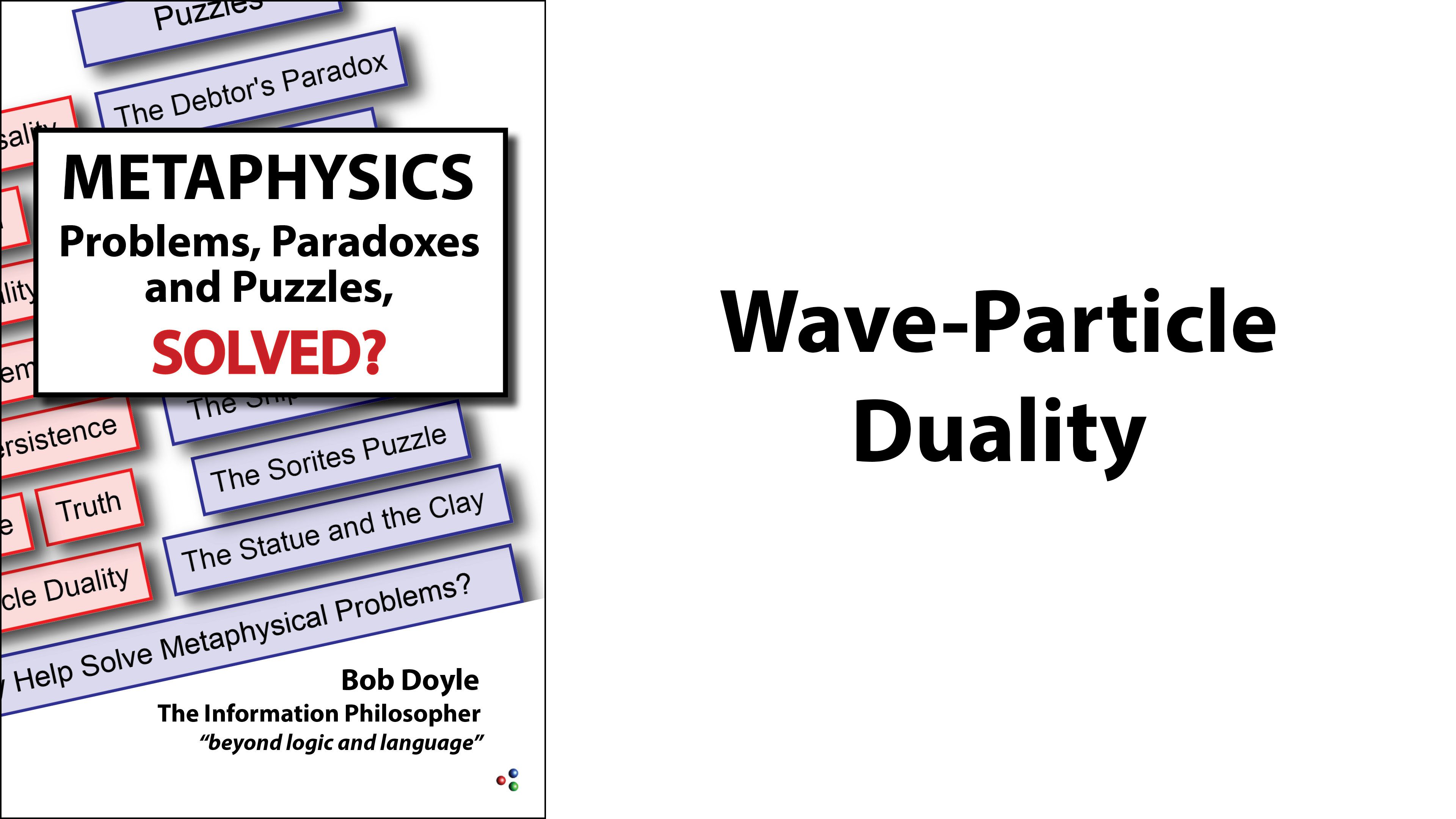 Wave and quantum properties of light 29
